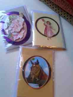 Cards made by Eco-Imaginarium