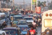 Port-au-Prince Traffic