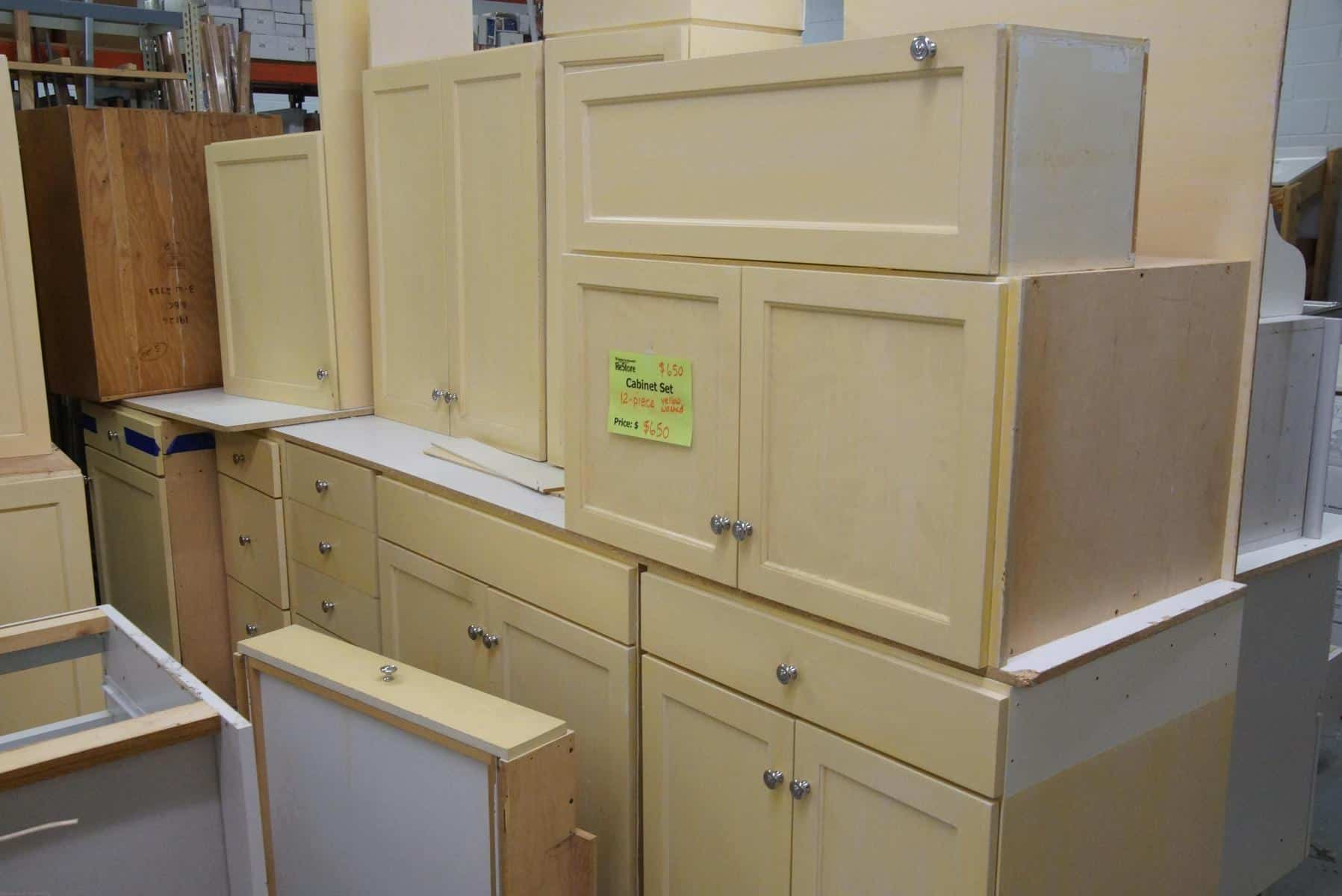 restore kitchen cabinets cost of habitat for humanity