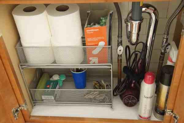 Organizing Under Bathroom Sinks | HeartWork Organizing ...