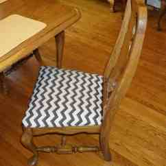 Reupholster Dining Chairs Lawn Home Depot How To Room Chair Seat Covers Sitting