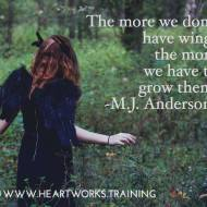 The More We Don't Have Wings