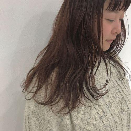 hair ... TOMMY ︎ 秋にぴったりのやわらかオレンジベージュ本日ご予約にまだ空きがございます♡当日予約もぜひお待ちしております♡#tommy_hair #heary #heartyabond #高崎美容室#hair#orenge #orengebeige