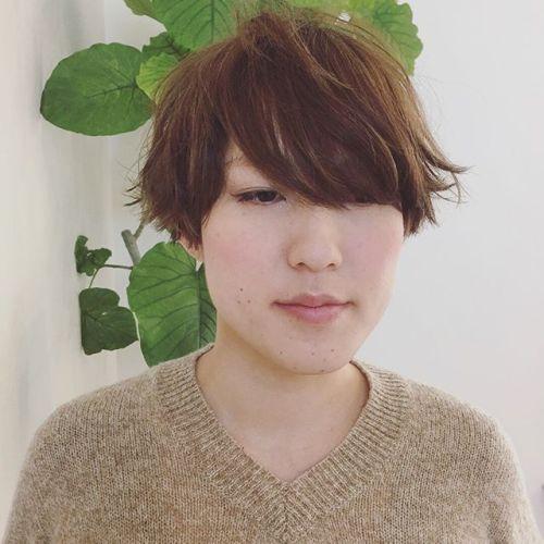 臨月の彼女は、柔らかいショートヘアに透明感のある優しいプラチナブラウンが気分。こんな穏やかで素敵なママにもうすぐ会えるbaby♡幸せだね(o^^o)#担当AKIKO#ショートヘア #プラチナブラウン#ナチュラルヘア #love #baby#オシャレママ#hearty#高崎美容室ハーティー@akikokiakikoki
