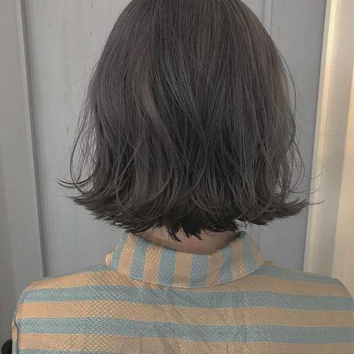 hair ... TOMMY ︎こちらも初カラーのお客様♡初めてのカラーにワクワクドキドキ@hearty_tommy #tommy_hair#hearty#hearty abond# abond#高崎#高崎美容室