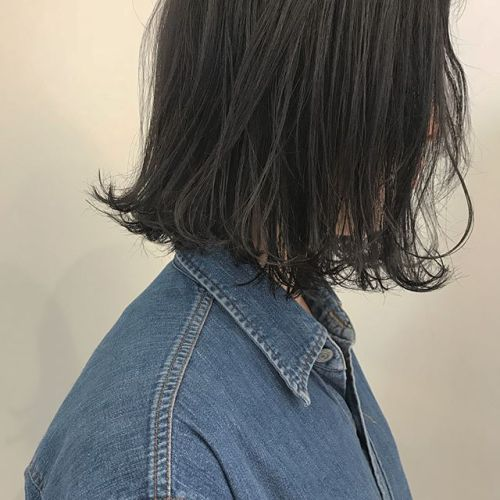 hair ... TOMMY ︎暗さの中の透明感 @hearty_tommy #tommy_hair #hearty #hearty abond# abond#高崎#高崎美容室
