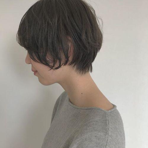 hair ... TOMMY ︎ピュアショート 4月からはabondに出勤となりますので、よろしくお願いします♂️@abond_tommy #tommy_hair #hearty #abond#heartyabond#高崎#高崎美容室#ショート#ショートヘア#ショート女子