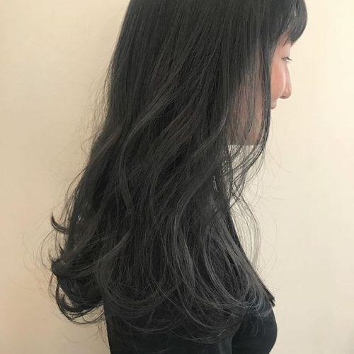 担当シオリ @shiori_tomii 王道なグレージュcolor🦍🦓#hearty#shiori_hair #グレージュ#高崎美容室