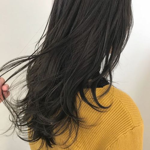 担当シオリ @shiori_tomii アッシュベージュ秊秊#hearty#shiori_hair #アッシュベージュ#高崎美容室