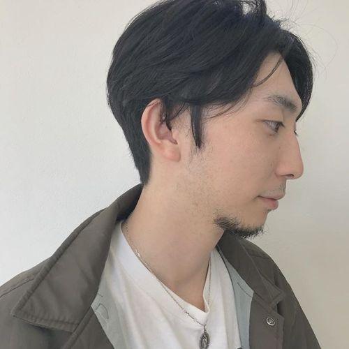 担当:@sugita.ryosuke メンズハンサムショート#hearty #高崎 #高崎美容室 #ハンサムショート #メンズヘア #ショート