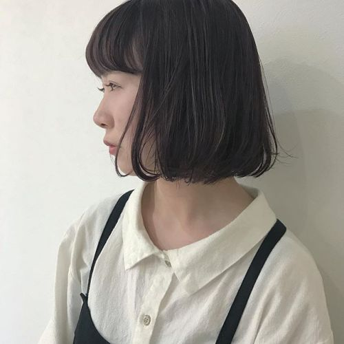 担当 @sugita.ryosuke 暗めなバイオレット系カラー♂️色落ちがキレイなので退色後黄ばみが出やすい方はおススメです#高崎 #高崎美容室 #ヘアカラー #ヴァイオレット #ピンク #カラー