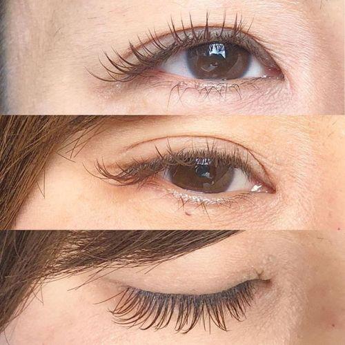 ..大人気のカーキブラウン🍋夏にぴったりの透明感のあるブラウンです.color eyelash 🦋¥5832〜.eyelist (( @__ememr )).#HEARTY #eyelash