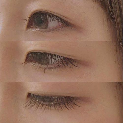..natural design .ナチュラルにしたい方はブラックよりもブラウンがオススメです♡.eyelist (( @__ememr )).#HEARTY #eyelash