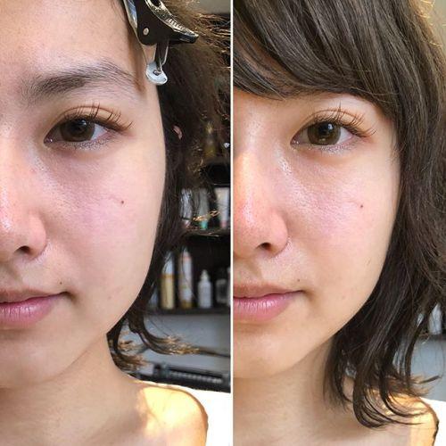 ダチョウの抗体のを使用した、世界で唯一の化粧品、ジールコスメティクスを使っての半顔体験。アイリストの小平の結果!左がBefore 右がafterです。右側半分だけクレンジング、ウォッシング、ホワイトエッセンス、ローション、ゲル。と基本的な工程をしただけでさが、顔がリフトアップし、透明感が出ています。目の形も違いますね!自肌自体を美しく健康な肌を生み出せる肌にし、さらに今ある悩みにも対応してくれる、予防と改善を細胞レベルでアプローチする、ジールの基礎化粧品。いつでも半顔体験受け付けております!027-388-8558hearty@hearty-s.comHEARTYのアプリのトークアイコンからも受け付けております。世界で一番肌の綺麗な地域が高崎になるように!#ジールコスメティックス@ダチョウ抗体#リフトアップ#化粧品 #Beforeafter