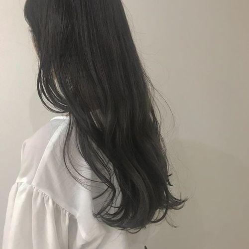 担当シオリ @shiori_tomii オリーブグレージュ🦖🦖🦖#hearty#shiori_hair #グレージュ#オリーブグレージュ#高崎美容室#高崎
