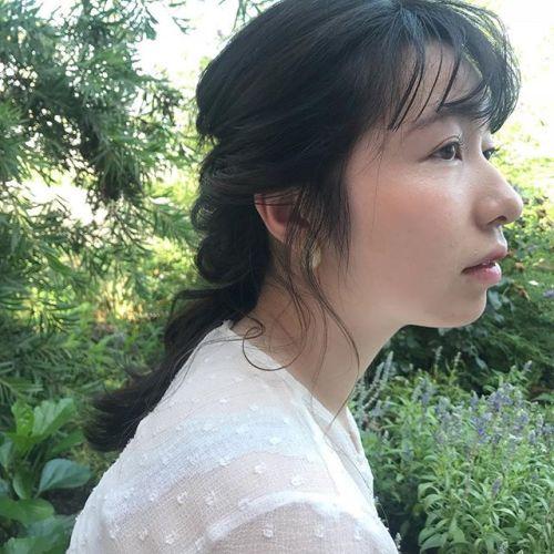 担当シオリ @shiori_tomii hair set♡♡大人っぽくゆるっと編み込んで鹿#hearty#shiori_hair #編み込みアレンジ #ヘアアレンジ#ヘアセット#高崎美容室#高崎