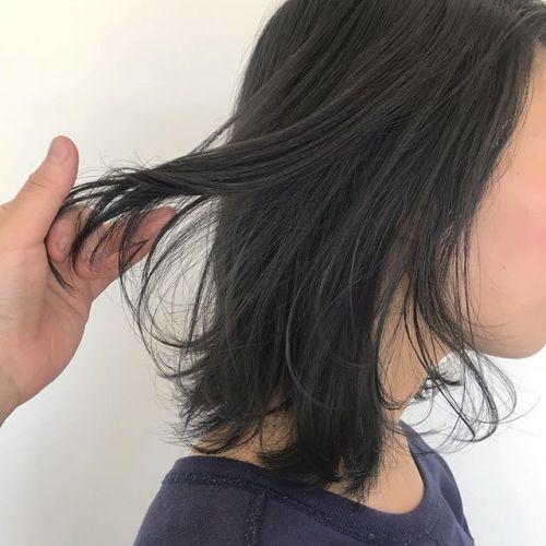 担当シオリ @shiori_tomii 柔らかさがでるグレージュ#hearty#shiori_hair #グレージュ#透明感カラー#ヘアスタイル#ヘアカラー#高崎美容室#高崎