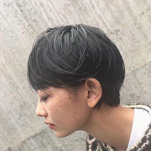 autumn ・hairmake @shun09250 photo @shun09250styling @goody_usedandvintage・・#hair#mash#autumn#goody#スーパー中学生