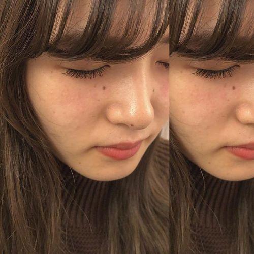 ..brown eyelash ︎.大人気のブラウンのエクステ ナチュラルにしたい方にオススメです️ eyelist @__ememr