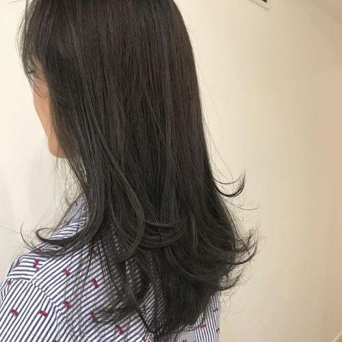 担当シオリ @shiori_tomii 王道グレージュ#hearty#shiori_hair #グレージュ#ヘアカラー#ヘアスタイル#高崎#群馬#高崎美容室#群馬美容室