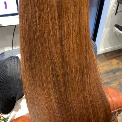 担当シオリ @shiori_tomii ロイヤルトリートメントもまだまだご好評いただいておりますこのツヤをぜひご体験下さい!年内に髪の毛を綺麗にして新年迎えましょう!#hearty#ロイヤルトリートメント#艶髪#トリートメント#艶髪文化#高崎美容室#群馬美容室#高崎#群馬