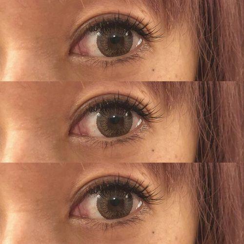 .HEARTY Eyelash .ぱっちり見せたい方には真ん中長めデザインのオールブラック♡.eyelist : @__ememr .#HEARTY #eyelash