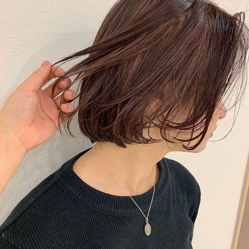 担当シオリ @shiori_tomii ピンクのムラカラーこちらもハイライトたくさん入ってます♡#hearty#shiori_hair #ピンクカラー#ムラカラー#ハイライト#ポイントカラー#ブリーチ#高崎美容室#群馬美容室#高崎#群馬