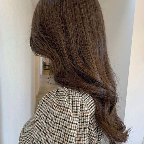 担当シオリ @shiori_tomii 巻き方を韓国風に、、、年末年始のご予約はお早めに#hearty#shiori_hair #韓国ヘア #オルチャン#タンバルモリ#高崎美容室#群馬美容室#高崎#群馬