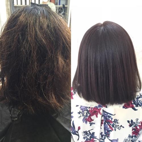 ロイヤルトリートメント乾燥してパサついてしまった髪の毛に潤いと艶を与えます...8000〜15000 yen +tax...髪の毛の長さや、量によって料金が異なります️...#美髪チャージ #ハーティー #トリートメント #艶髪 #高崎 #美容室 #エイジングケア #艶髪文化 #abond #アボンド #最新 #髪型 #髪質改善 #HEARTY #ケラチン