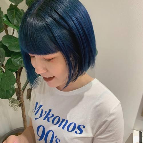 担当→コガワ🌍 @momokakogawa HEARTYスタッフのnaoちゃんをBlueにしました