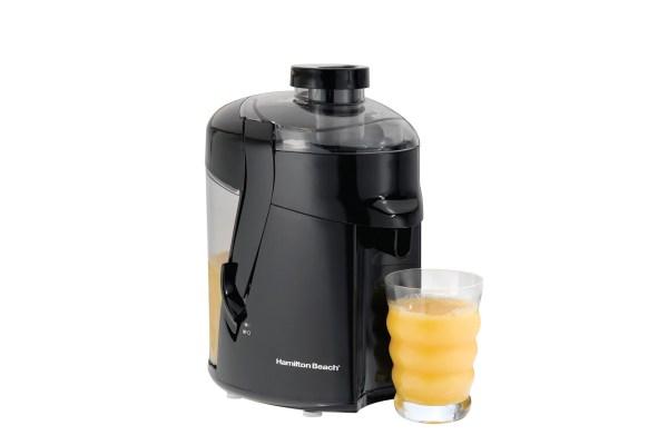 Hamilton Beach Healthsmart Juice Extractor Hearty Blends