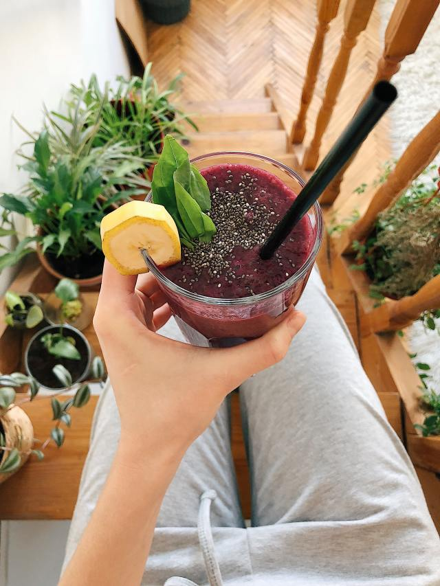 Beet, Ginger, And Greens Smoothie Recipe