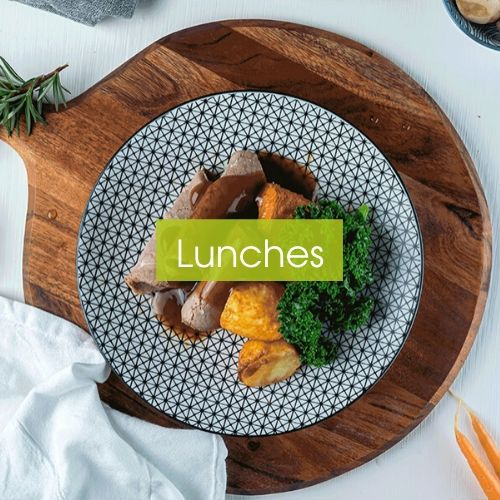 Lunches - Hearty Health Ready Meals