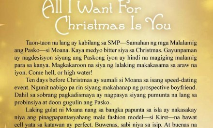 [Teaser] All I Want For Christmas Is You