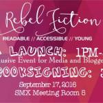 Rebel Fiction Press Launch