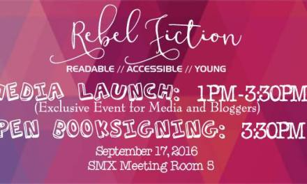 Rebel Fiction Press Launch