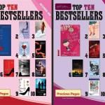 Top Bestsellers for December 2016