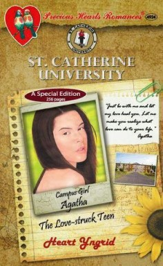 #17 Agatha, The Love-struck Teen