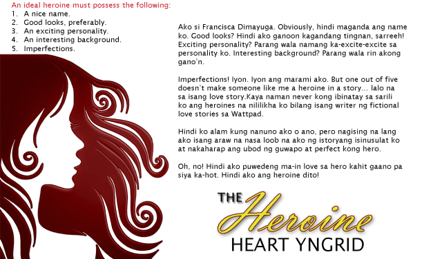 [TEASER] The Heroine