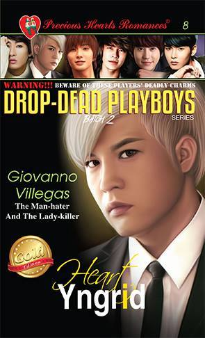 Batch 2- Book 8: Giovanno Villegas (The Man-Hater And The Lady-KIller)