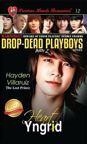Batch 2- Book 12: Hayden Villaruiz (The Lost Prince)