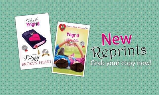 New Reprints!