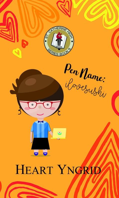 SCH Book 5 - Pen Name: ilovesushi