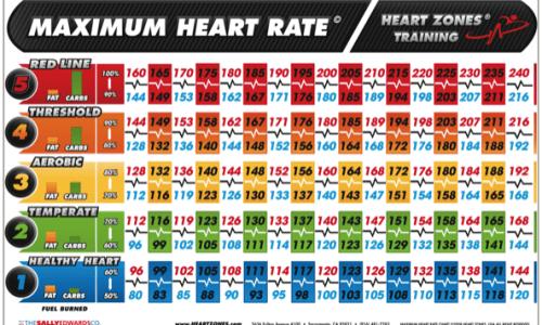 Max Heart Rate Training Methodology