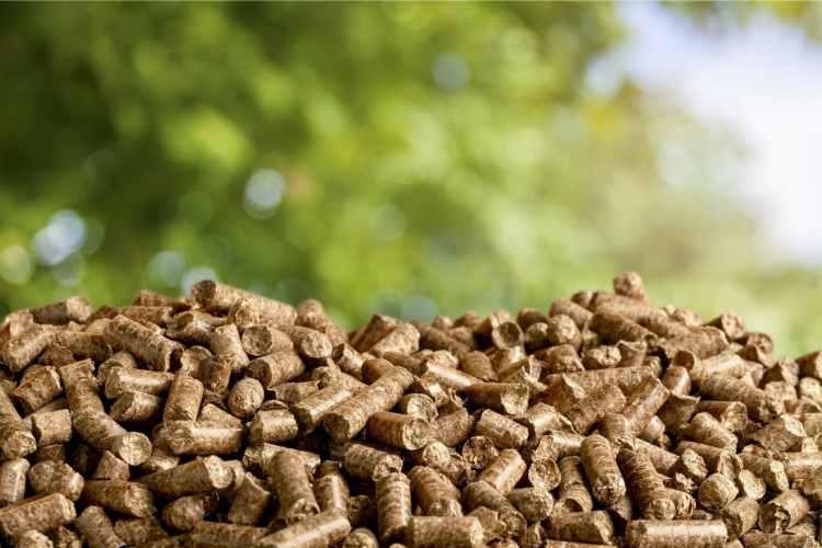 Köp billig pellets i bulk av hög kvalitét hos HEAT