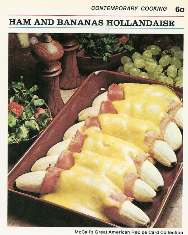 Yummy! (Not.)