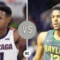 Gonzaga vs. Baylor