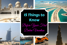 15 Things to Know Before Your First Dubai Vacation
