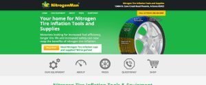 NitrogenMan Website