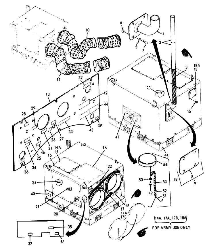 Figure 1. Heater, Duct Type, 120,000 BTU